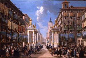 Museo de Madrid con amigosyarte iberia